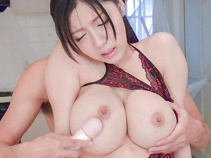 Exotic Japanese model Miho Ichiki in Horny JAV uncensored Facial clip