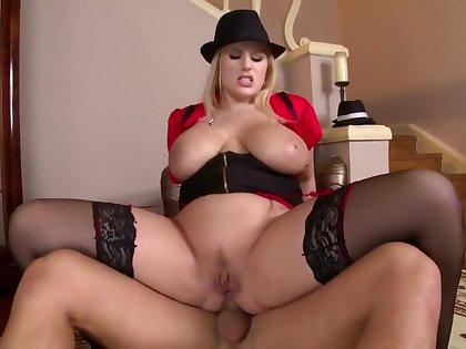 Hottest pornstar Sensual Jane in crazy anal, hardcore sex movie