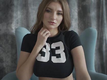 Petite Russian Spoil exposed for Nudex.tv
